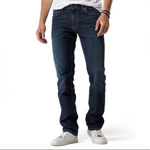 Tommy Hilfiger Classic Straight Denim Jeans 32x32